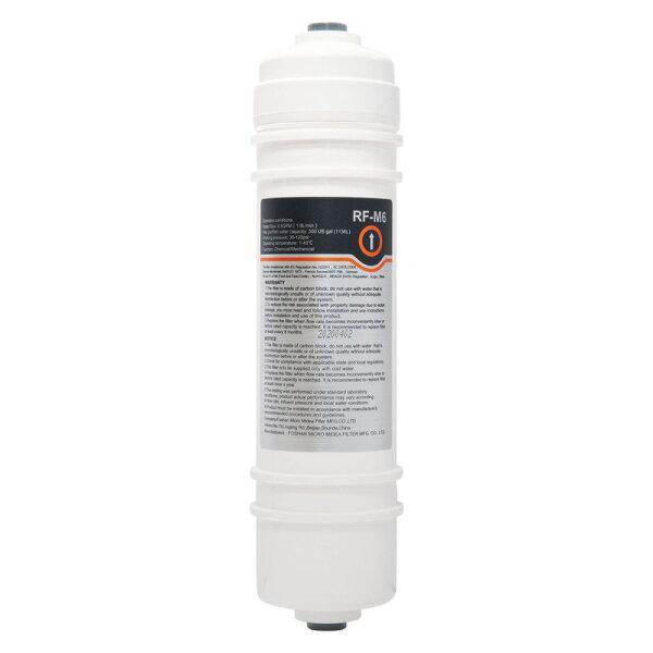 RF-M6 externer Wasserfilter für Midea KS 6.2 ice / KS 6.2 bar Kühlschrank
