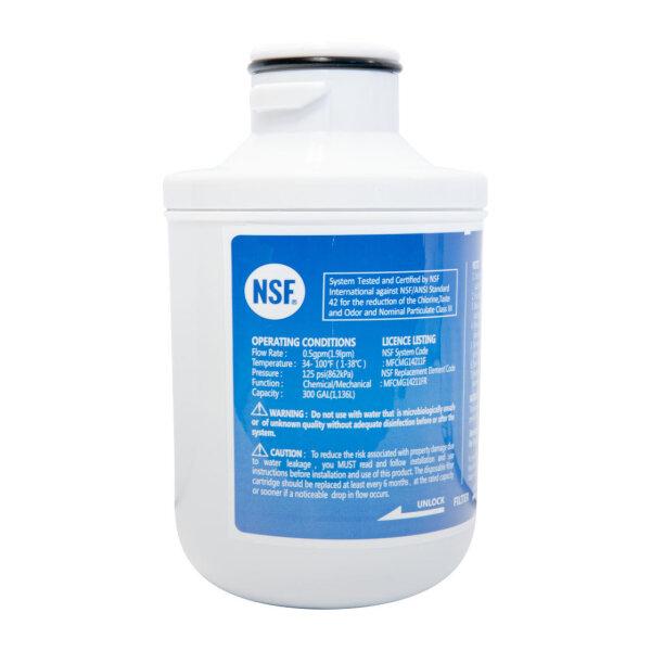 MFCMG14211FR interner Wasserfilter für exquisit SBS530-3FCA+ und SBS530-3FCBA+
